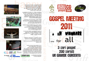 Bruco Gosepl Choir DVD 2011